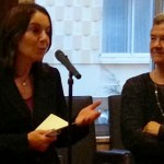 Sophie Malnoë et Brigitte Liefring